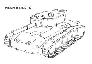 Ritter Kampfpanzer