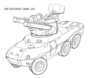 Gecko Radkampfpanzer