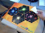Oddworlds Brettspiel Spielplan