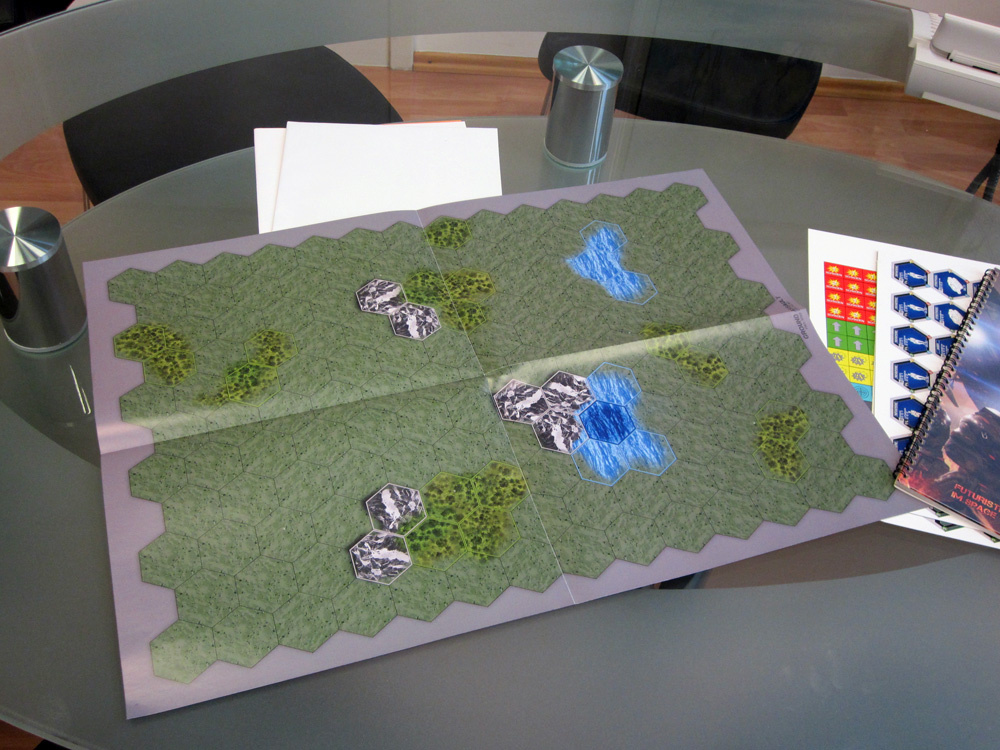 Ground Assault Printversion! (6/6)